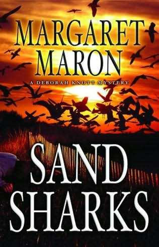 book cover of Sand Sharks