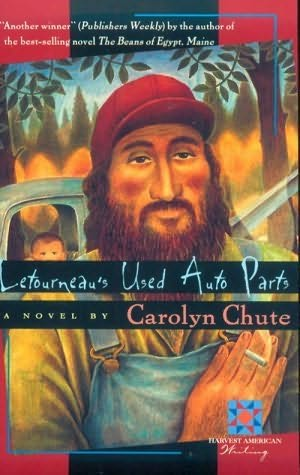 book cover of Letournear\'s Used Auto Parts
