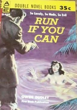 book cover of Run If You Can