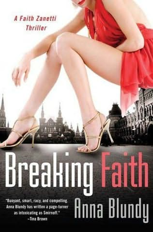 book cover of Breaking Faith