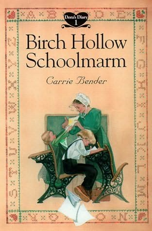 book cover of Birch Hollow School Marm
