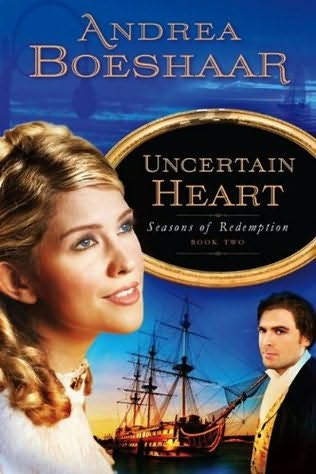 book cover of An Uncertain Heart