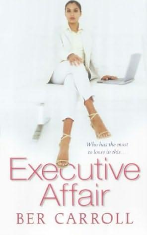 book cover of Executive Affair