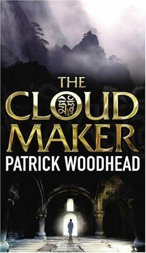 Fantasy Book Cover Generator : The cloud maker luca matthews book by patrick woodhead