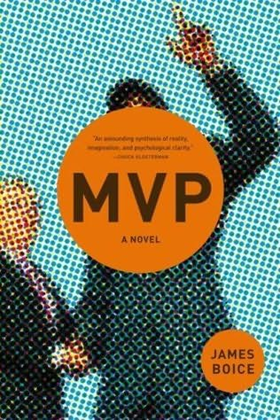 book cover of Mvp