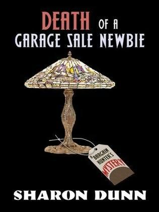 book cover of Death of a Garage Sale Newbie