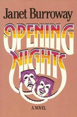 book cover of Opening Nights