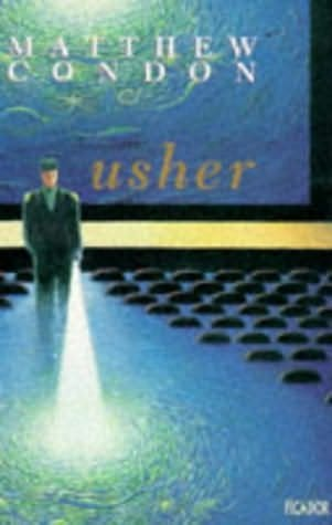 book cover of Usher