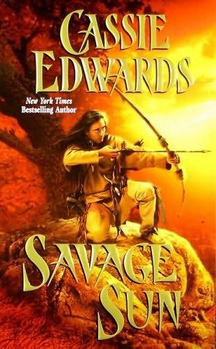 book cover of Savage Sun