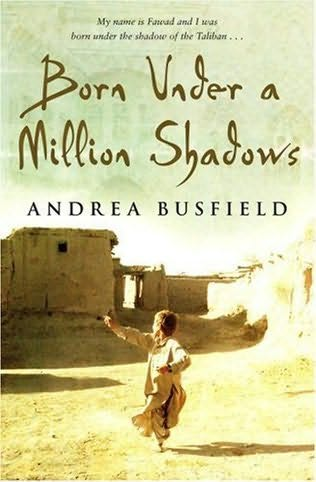 book cover of Born Under a Million Shadows