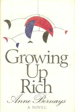 book cover of Growing Up Rich