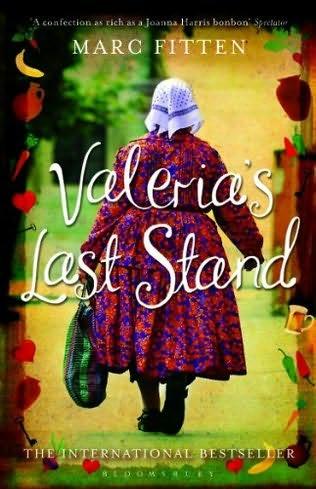 book cover of Valeria\'s Last Stand