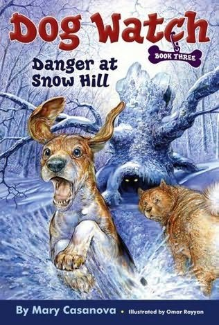book cover of Danger At Snow Hill