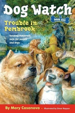 book cover of Trouble in Pembrook