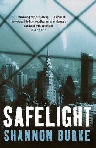 book cover of Safelight
