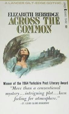 book cover of Across the Common