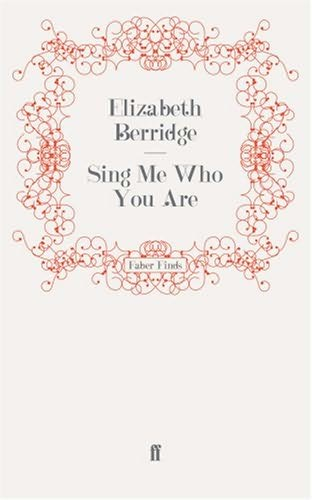 book cover of Sing Me Who You Are