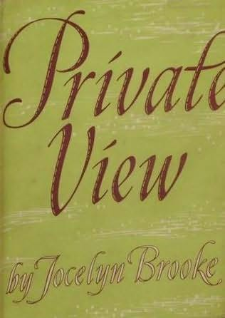 book cover of Private View