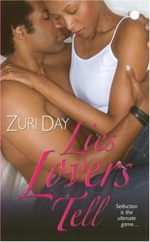 book cover of Lies Lovers Tell