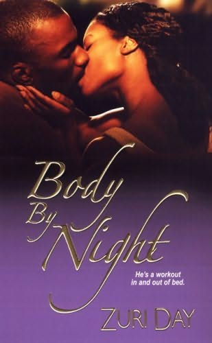 book cover of Body By Night