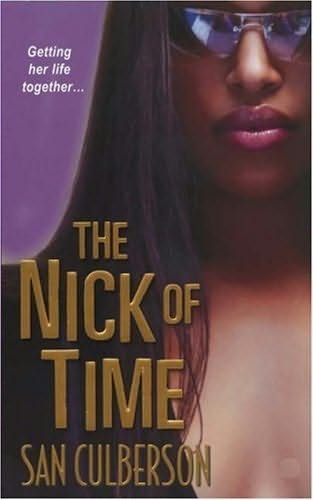 book cover of The Nick of Time