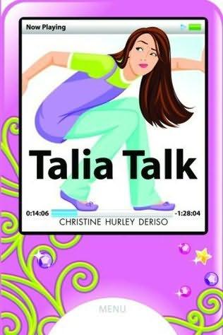 book cover of Talia Talk