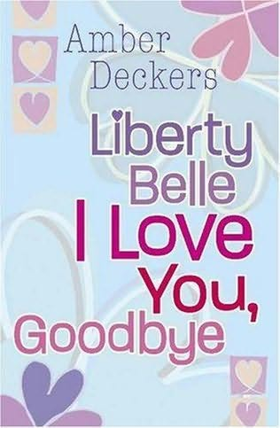 book cover of I Love You, Goodbye
