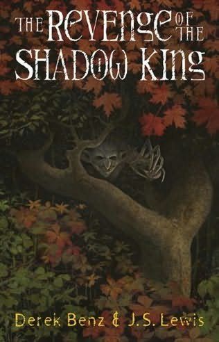 book cover of The Revenge of the Shadow King