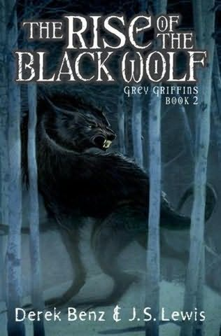 book cover of The Rise of the Black Wolf