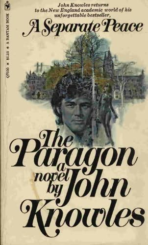 book cover of The Paragon