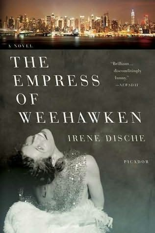 book cover of The Empress of Weehawken