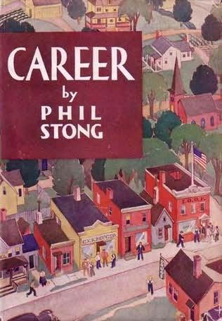 book cover of Career