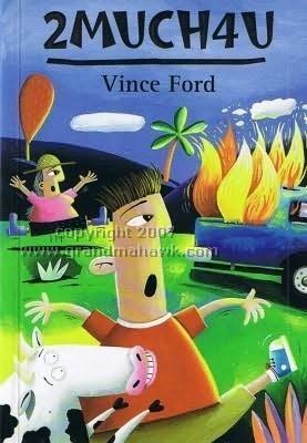 book cover of 2much4u