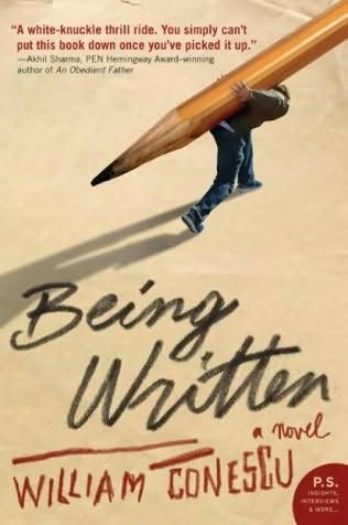 book cover of Being Written
