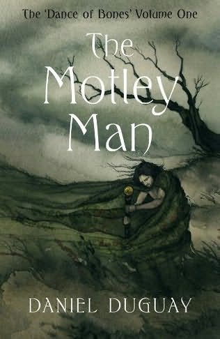 book cover of The Motley Man