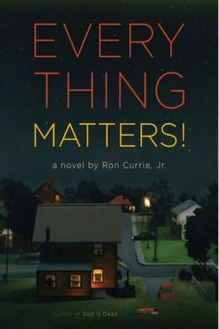 book cover of Everything Matters!