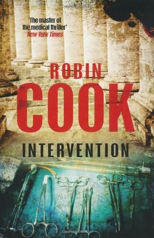 book cover of   Intervention    (Jack Stapleton / Laurie Montgomery, book 9)  by  Robin Cook