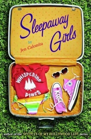 book cover of Sleepaway Girls