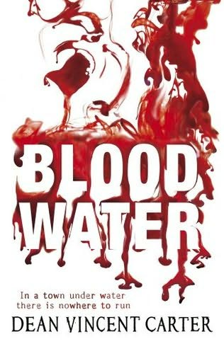 book cover of Bloodwater