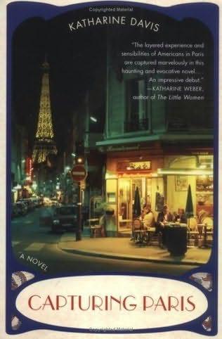 book cover of Capturing Paris