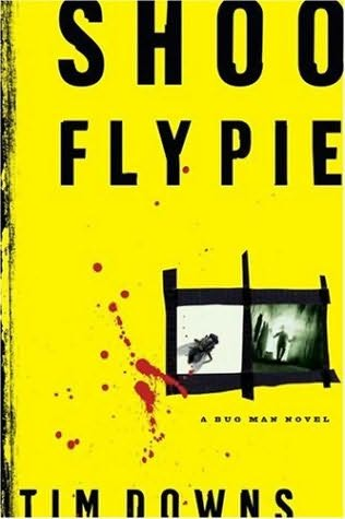 book cover of Shoofly Pie