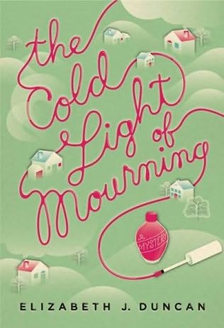 book cover of The Cold Light of Mourning