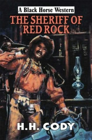 book cover of The Sheriff of Red Rock