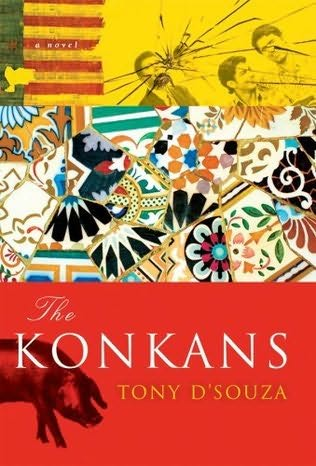 book cover of The Konkans
