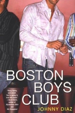 book cover of Boston Boys Club