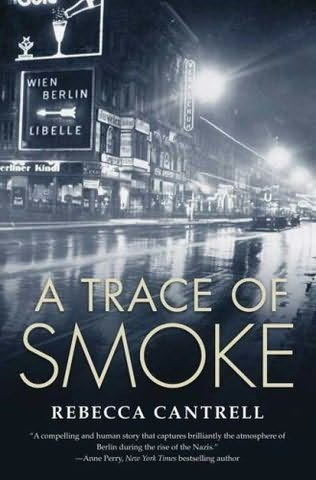 book cover of A Trace of Smoke