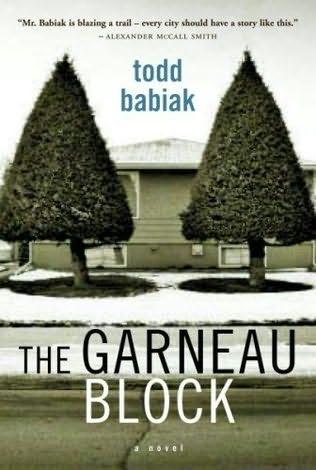 book cover of The Garneau Block