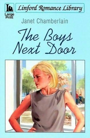 book cover of The Boys Next Door