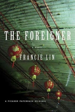 book cover of The Foreigner