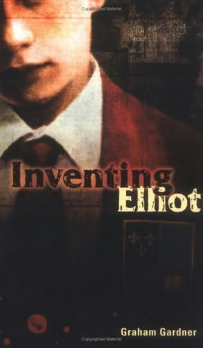 inventing elliot book report Inventing elliot the book is about elliot, he is a boy doesn't fit in, he is bullied on and says nothing about it till one day, he is bullied again and he hits.